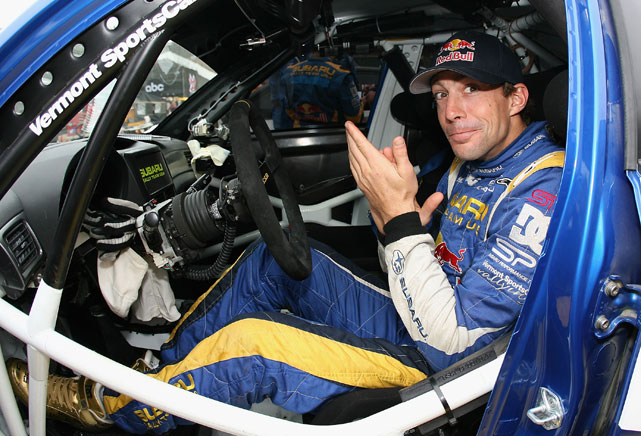 Since his rally debut in 2006, Pastrana has yet to lose a championship.