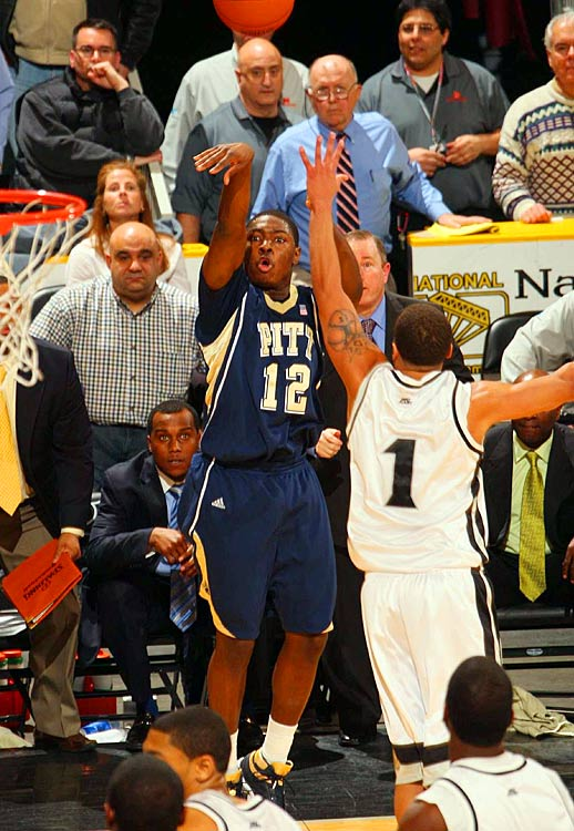 Pittsburgh's leading scorer (15.7 points per game), Gibbs is the reason the Panthers enter the season as Big East favorites.  He connected on a school-record 46 consecutive free-throws in 2010, and knocked down a game-winning three against Providence and a game-tying three against West Virginia during his breakout sophomore season.
