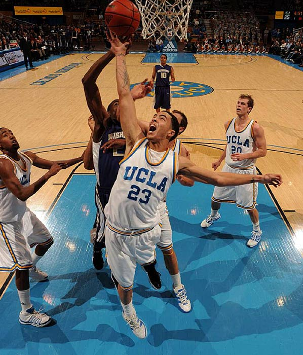 Honeycutt struggled with various injuries last season, but when healthy, he's undoubtedly one of the Pac-10's most talented individuals. Honeycutt really rounded into form in the second half of last season, recording multiple double-doubles and producing a number of highlight-reel plays on both ends of the floor.