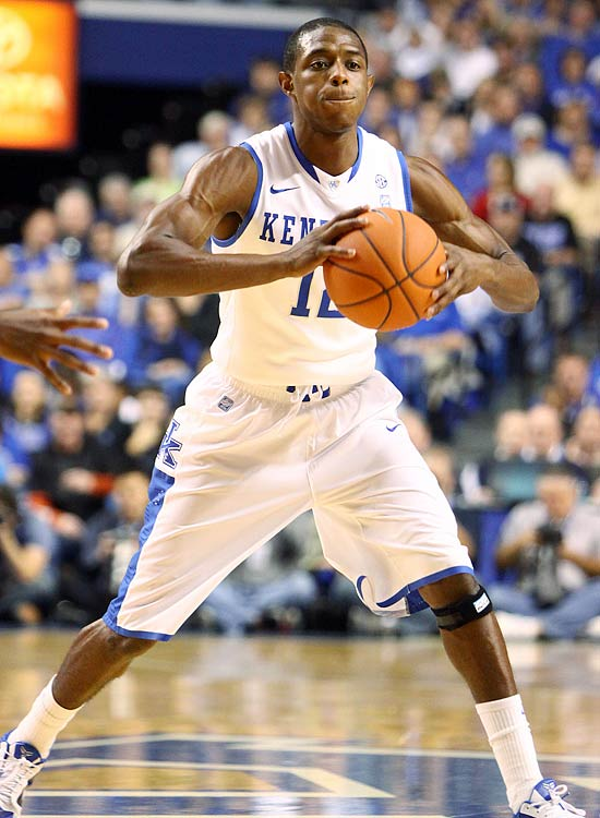 Strengths:  Point guard with size and athleticism. Capable shot-creator who can operate effectively in both the half and full court. Gets to the rim effectively and finishes well around the basket. Intelligent prospect who can make plays for others. Has great potential defensively with his physical tools and smarts.   Needs Work:  Tends to get out of control at times and force the issue looking for his own offense. Needs to improve consistency, shot selection and decision-making skills.   Early 2011 NBA Draft Projection:  10-20 overall