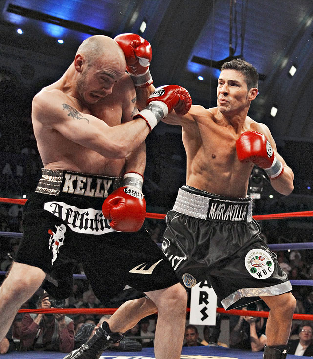 "The lineal championship in professional boxing, commonly described as ""the man who beat the man,"" is a notional title intended to clarify the modern hodgepodge of sanctioning bodies and alphabet titles. A boxer can only win the lineal championship by defeating the previous lineal champion in the ring. If the lineal champion retires, dies or moves to another division, the vacancy is typically filled by a box-off between two or more top-ranked contenders.  Oxnard, Calif., resident and Argentine expat Sergio Martinez ( right ) inherited the lineal title with a unanimous-decision victory over Kelly Pavlik in April 2010. The 37-year-old southpaw made his fifth straight title defense on Sept. 15 with a unanimous-decision victory over WBC beltholder Julio Cesar Chavez Jr."