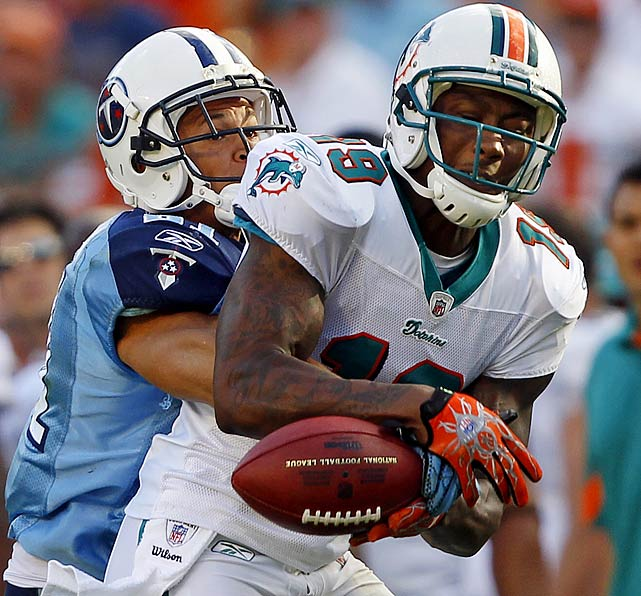 Three receptions for 34 yards in 29-17 win over the Titans.