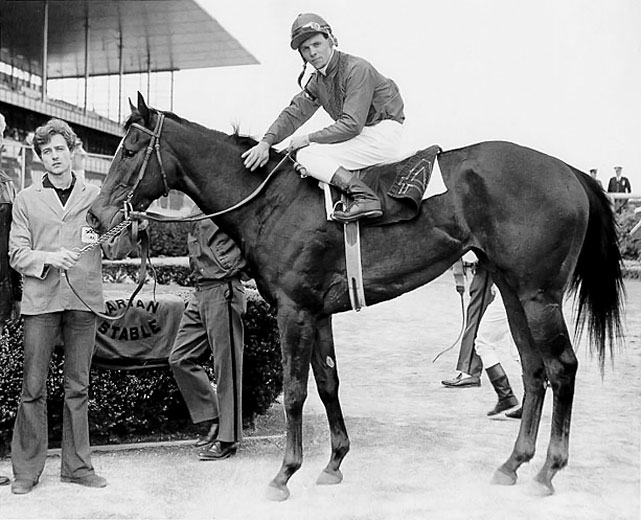 Ta Wee, whose name reportedly came from the Sioux word for beautiful girl, racked up 15 wins in her three-year career. Among her victories were the Interborough Handicap, Fall Highweight and Jasmine Stakes.