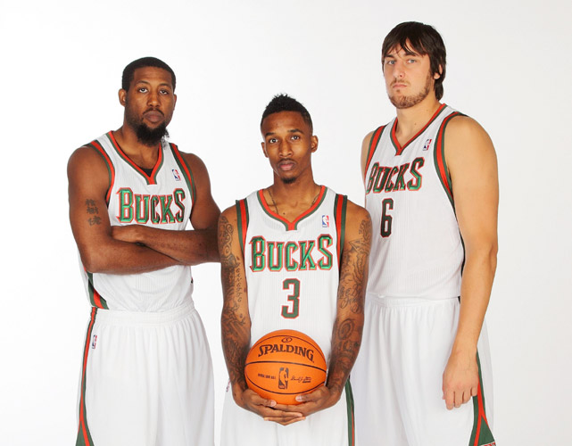With Bogut healthy and Salmons now under a long-term contract, the Bucks are hoping this trio meshes well in Milwaukee. After a surprising 46-36 campaign in 2009, the Bucks are optimistic they will.
