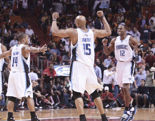 Built around Howard, the Magic made it to the NBA Finals in 2009 and reached the Eastern Conference finals with the addition of Vince Carter (and subtraction of Hedo Turkoglu) in 2010. Can the new group take the next step? To do so, they'll need Howard to assert himself a bit more on offense and their star guards to do the same on defense.