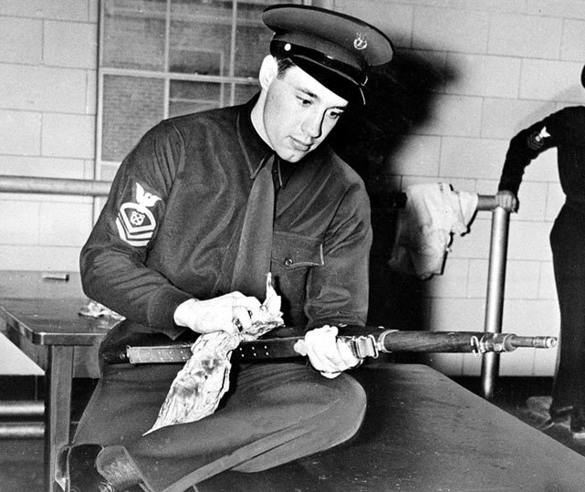 On Dec. 8, 1941, a day after the attack on Pearl Harbor, Feller volunteered for the Navy. He missed four seasons due to his service in World War II, but earned five campaign ribbons and eight battle stars for his performance in the military.