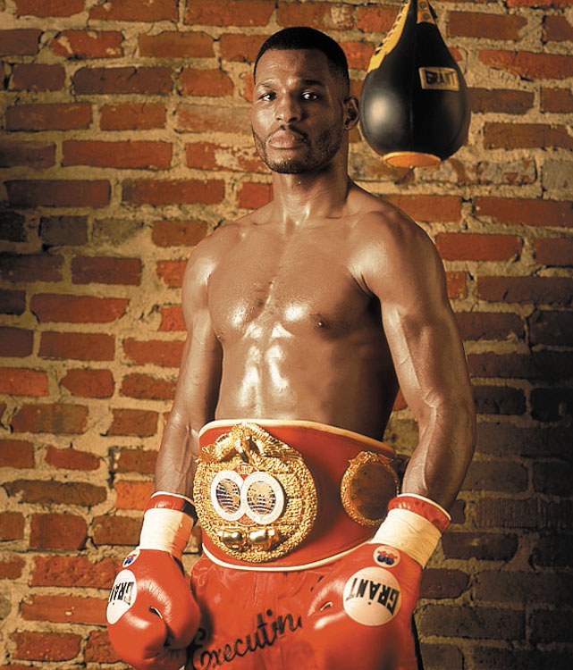 The panoramic life of Bernard Hopkins -- the rough-and-tumble upbringing in North Philadelphia's Badlands, the 53-month stint in Graterford State Prison for armed robbery, the rise from fistic anonymity to the middleweight championship, the division-record 20 title defenses, the seven-figure purses and improbable Hall of Fame pedigree -- has featured more twists and turns than a Dickens novel. Here's a look at some of the most memorable shots from his 24-year career.