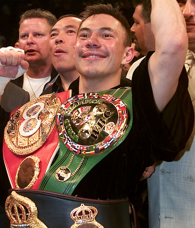 Following a decorated amateur career, the Russian-born Australian became the first boxer in more than 30 years to unify the junior welterweight title with victories over Sharmba Mitchell, Oktay Urkal and Zab Judah. He finished with a pro record of 31-2-1 with 25 knockouts.