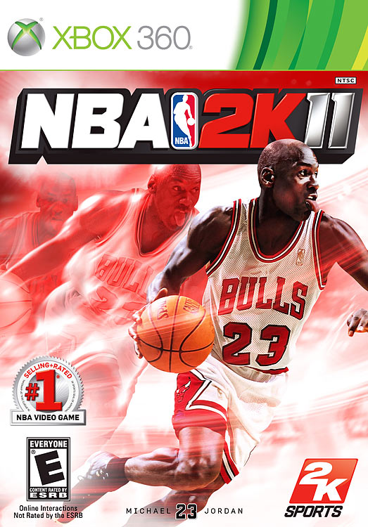 Michael Jordan plus the best NBA game ever equals hoops greatness. This one's a slam dunk and our top sports game of the year.   Game Room Video: Top 10 Sports Games of 2010