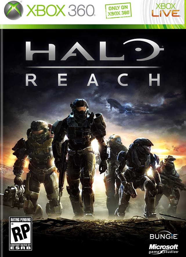 Halo Reach earns our Game of the Year honors thanks to an outstanding campaign and amazing multiplayer action that'll keep you entertained for a very long time.   Game Room Video: Top 10 Sports Games of 2010