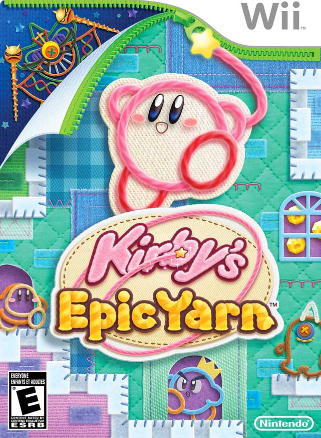 Take the always adorable Kirby for a spin, bounce and glide in this visually impressive platform adventure.
