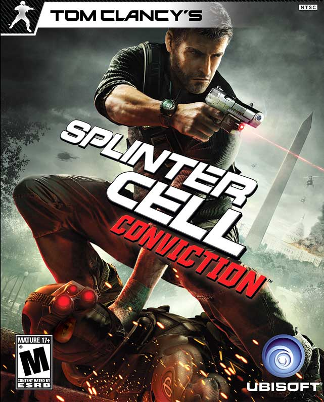 Sam Fisher's fifth adventure is his most action-packed yet, with equal parts Bourne-style gunplay and cat-and-mouse stealth combat.