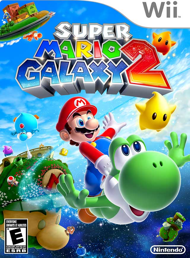 Our favorite plumber returns, this time to a massive sandbox-like universe that picks up right where the original smash-hit left off (and where up is never down and down is never up).