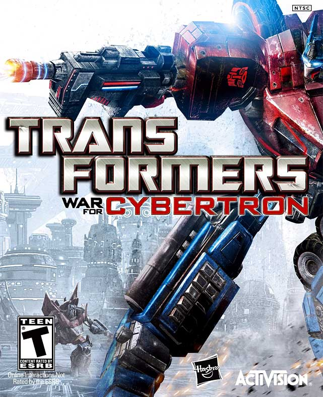 Michael Bay continues to ruin the cool of the Transformers franchise, but thankfully Activision transformed this game into an enjoyable shoot `em up through the streets of Cybertron.   Honorable Mention : Bioshock 2, 3D Dot Game Heroes, Fable 3, Final Fantasy XIII and Split Second