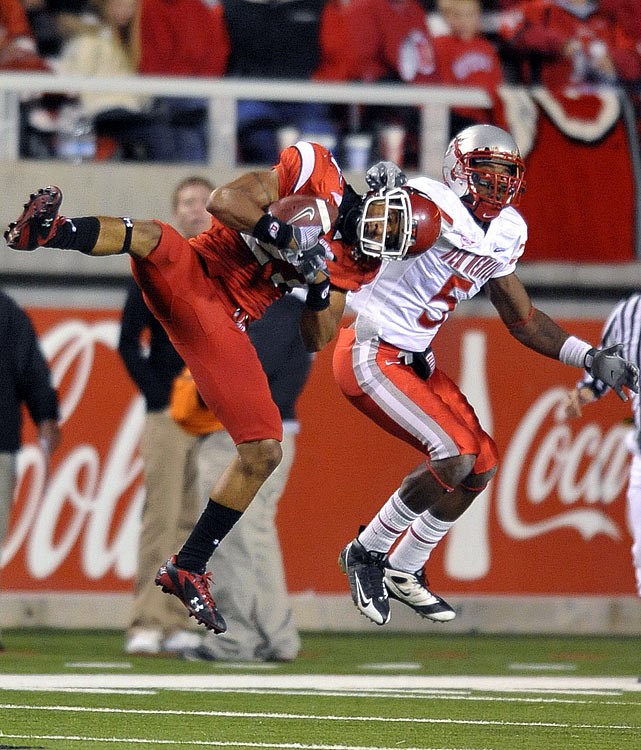 The Utes' shutdown corner has really caught the eye of talent evaluators with  his play this season. He's considered a terrific athlete with NFL speed and a  prospect with a large upside.   2 nd   /  3 rd Round  Prospect