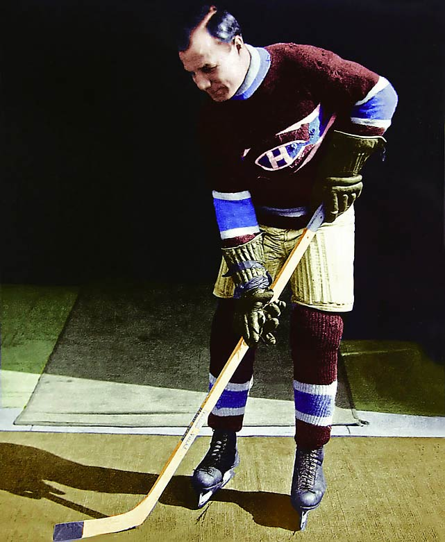 "The Hall of Fame center's name is the epitome of French-Canadian elegance -- like Jean Beliveau, Rogatien Vachon or Pierre-Luc Letourneau-Leblond -- and his nickame was pretty cool, too: ""Newsy"" for his having worked in a newsprint plant."