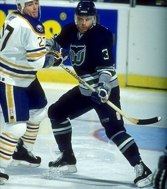 The  Vancouver Province  has published its list of the 50 best names in hockey, all current, ( Click here  ), so we thought we'd choose our favorite 30 of all time that evoke hockey or simply please with their color.  Note:  This list does not include nicknames. For the best of those, try this gallery ( Click here ). And now we begin at the end of the alphabet with a double dose of Zs from the journeyman defenseman who of the late 1980s and through the '90s.   Honorable mention:  Zenon Kenopka