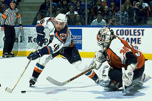 Hard not to love a guy named Ziggy (short for Zigmund), who enjoyed a star turn with the Islanders and Kings during the '90s and into the 2000s before concluding with the Penguins.