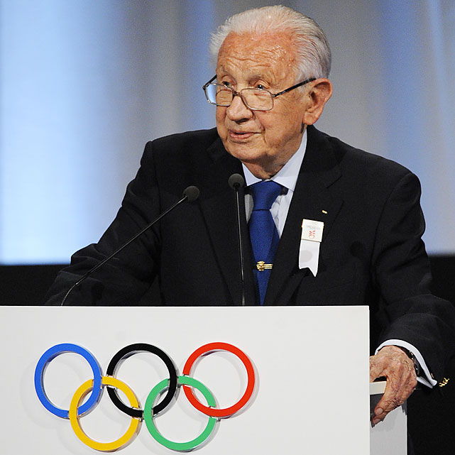 Juan Antonio Samaranch was the International Olympic Committee president from 1980 to 2001, presiding over nine Olympics as the Games experienced unprecedented growth. Samaranch retired as the second-longest serving president in the history of the IOC. Only Pierre de Coubertin, who founded the modern Olympics, was in office longer, serving for 29 years (1896-1925).