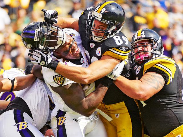 89 Matt Spaeth Pittsburgh Steelers Custom Nfl