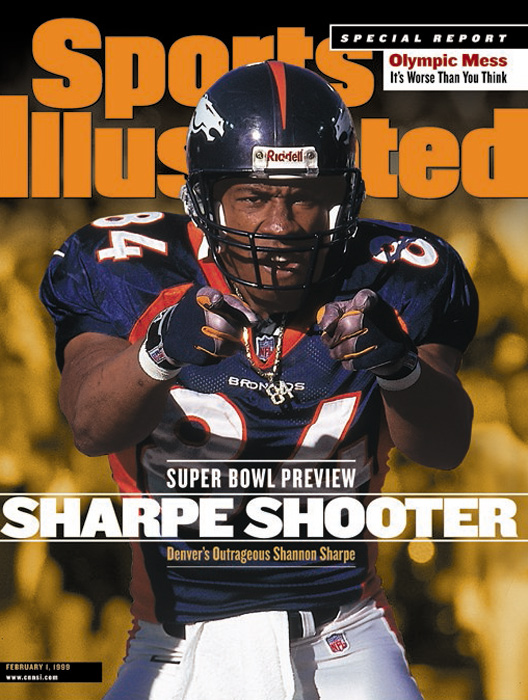 One of the more outspoken tight ends the NFL has ever seen, Shannon Sharpe was the first at his position to surpass 10,000 receiving yards. He's second all time among tight ends in receiving yards, trailing only Tony Gonzalez. He contributed to two Super Bowl-winning Bronco teams and was a veteran leader on the Baltimore Ravens squad that won the Super Bowl in 2000.