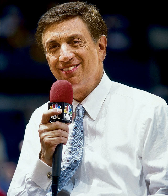 A New York native, Albert was the radio and TV voice of the Knicks for 37 years, before being let go in 2004. Since, he has continued to do play-by-play on TNT for national games and on the YES Network as the voice of the Nets.