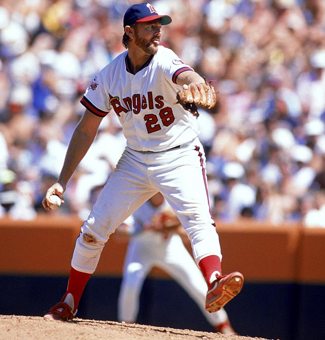 Blyleven finished his career with the California Angels. In 1989, at 38, he had one of his best seasons with a 17-5 record, a 2.73 ERA and a fourth place finish in the CY Young voting. Injuries and poor performance were all too common in his final three years. Blyleven posted 17 seasons with over 200 innings pitched and finished with 3,701 strikeouts, 242 complete games and 60 shutouts over 22 seasons.