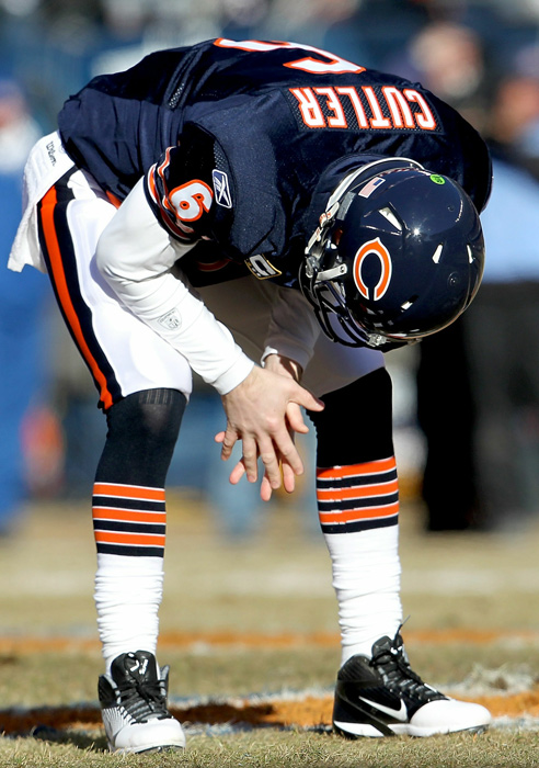 "Jay Cutler's early exit from Sunday's NFC Championship game elicited a passionate response from former and current NFL players who felt the Bears quarterback should've played through the injury. The criticism clearly stung Cutler, who  according to SI's Jim Trotter , had to bite his lip as tears welled up in his eyes after hearing about the negative words. Cutler would later say of the decision to sit, ""I knew it was probably better that I didn't (play). I know my knee. I know my body.'' Here is a sampling of what other players are saying about the Bears quarterback."