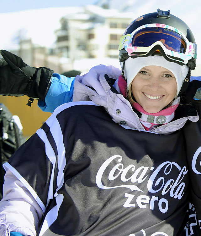 Herman appears to be the top U.S. hope in women's slopestyle. She won silver in the event at the 2010 and 2011 Winter X Games, as well as the 2010 European X Games.