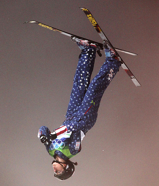 Cook, 31, is the senior member of the 37-member U.S. team. This world championship, her fifth, could be considered a closing-the-circle event for Cook. She was slated to compete at the 2002 Olympic aerials competition, also at Deer Valley, until she broke both ankles in pre-Games training.
