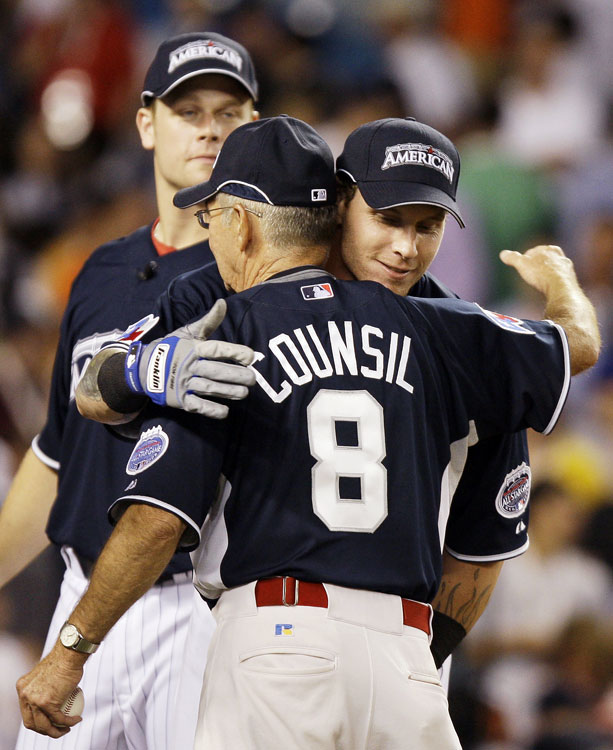 Clay Council became a household name when, at 71 years old, became Josh Hamilton's pitcher at the slugger's 2008 record-setting All-Star Home Run Derby, when he clocked 28 homers in the opening round. Unfortunately, Council had to do it all with his name spelled incorrectly.