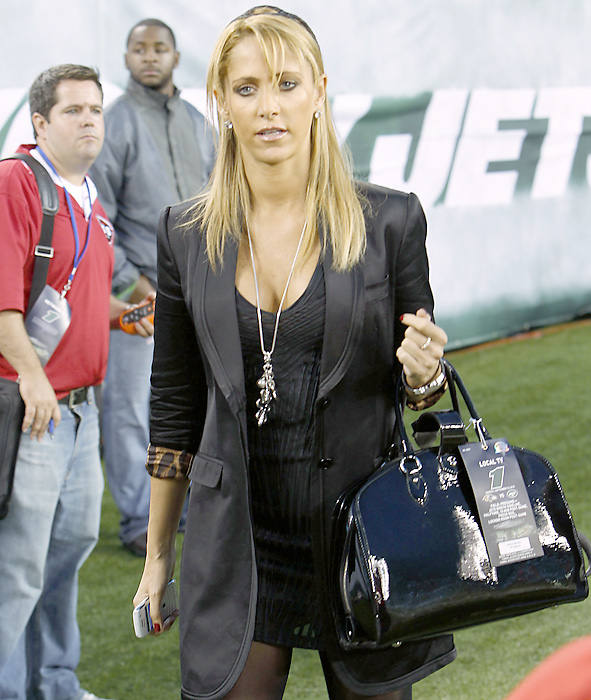 "The Jets were caught offside in August when the team was accused of sexual harassment against Ines Sainz, a reporter for TV Azteca. Jets players were said to have made ""catcalls and rude comments"" in the locker room. Team owner Woody Johnson apologized to Sainz after the fallout."