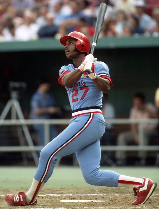 Smith, who appeared on the 2000 ballot and received one vote, played on five pennant-winning teams and three World Series champions in 15 seasons. His best year was 1982, when he batted .307 with 120 runs scored and 68 stolen bases.
