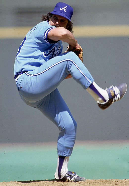 The Mad Hungarian spent 13 years in the big leagues, playing for the Cardinals, Royals and Braves. His best season was 1975, when he led the National League with 22 saves and a 1.66 ERA. He received one vote on the 1988 ballot.