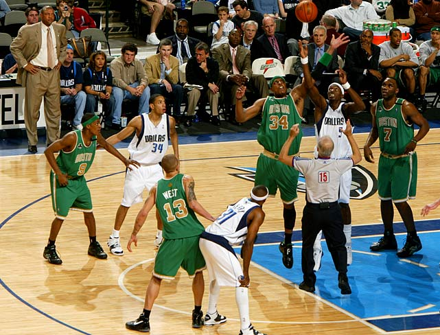 The year before they won the NBA championship, the Celtics endured a season of turmoil. Days before the opener, Red Auerbach died at age 89. Then, they lost their first seven games. Then All-Star Paul Pierce was lost to a stress reaction. And then the Celtics capped their worst stretch in franchise history -- an 18-game losing streak -- to finish with a 24-58 record.