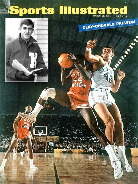 The six-time NBA champion (five as a coach, one as a player) and current Miami Heat president also happened to be a stellar wide receiver out of Kentucky. So stellar, in fact, that he was drafted by the Dallas Cowboys in the 11th round in 1967. But after also being picked by the San Diego Rockets in the first round of the NBA draft that same year, Riley chose to utilize his basketball skills, helping the Lakers to the 1972 championship as a player. He later became one of the top 10 coaches in NBA history and, most recently, masterminded Miami's unprecedented free agent haul in 2010.