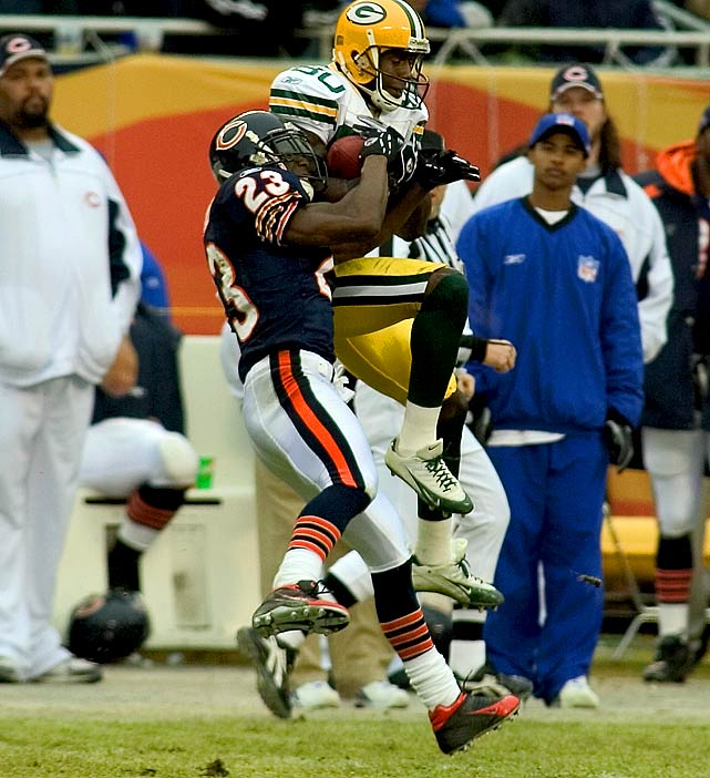 If you come across any Bears fans during Packer week, the first thing that's coming out of their mouth is, Beat the Packers. Even when the season starts, I'd be walking down the street, Bears fans will come up to me and they'll say, You know what? Just as long as you guys beat the Packers, you guys are okay in my book. The fans really understand the tradition and the meaning behind it. That's what it's all about.