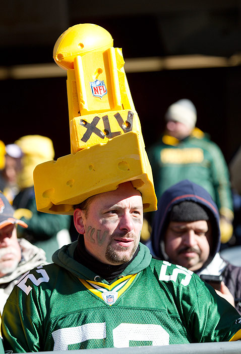 Originally a disparaging term for persons from Wisconsin, the term Cheesehead is now a source of pride among those from the Badger State, especially Green Bay Packers fans.    With the Packers in the Super Bowl, SI.com proudly presents the best Cheeseheads from the 2010-11 season.