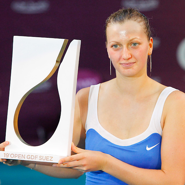 def. Kim Clijsters, 6-4, 6-3 WTA Premier, Hard (Indoor), $618,000 Paris, France