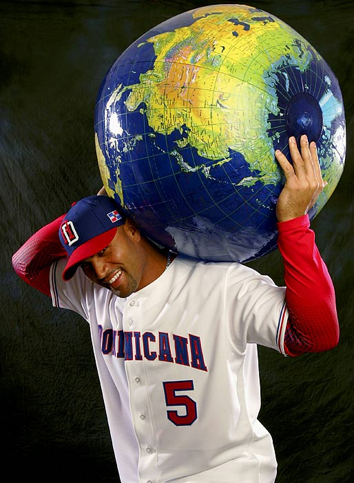 Pujols represented the Dominican Republic in the 2006 World Baseball Classic. The team finished fourth overall (out of 16 teams) as Pujols batted .286 with three home runs and nine RBIs in seven games.