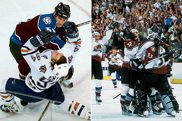 The veteran stay-at-home defenseman hung up his skates after an injury-plagued 19th season in the NHL. Drafted 22nd overall in 1989 by the Quebec Nordiques, Foote was on the team when it moved to Colorado in 1995 and he went on to win two Stanley Cups with the Avalanche while becoming the franchise's all-time leader in regular season (1,966) and postseason games played (170). From 2005-08, he skated for the Columbus Blue Jackets before returning to Colorado and becoming a mentor to the Avs' young players. In all, Foote scored 66 goals with 308 points and 1,534 penalty minutes in 1,153 career games.
