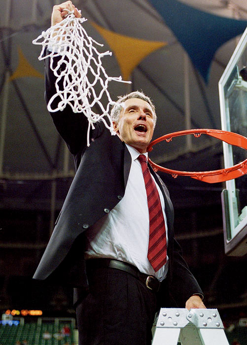 By downing some of the most storied programs in NCAA basketball history -- including Kentucky, Kansas and Indiana -- Gary Williams guided his alma mater into the NCAA's elite with a run to the 2002 national championship. The longtime Terrapins coach retired Thursday, May 5, after 33 years as a college coach. Maryland took a step back in recent years, failing to make the NCAA tournament in four of the past seven seasons. But Williams, 66, leaves with a career record of 668-380.