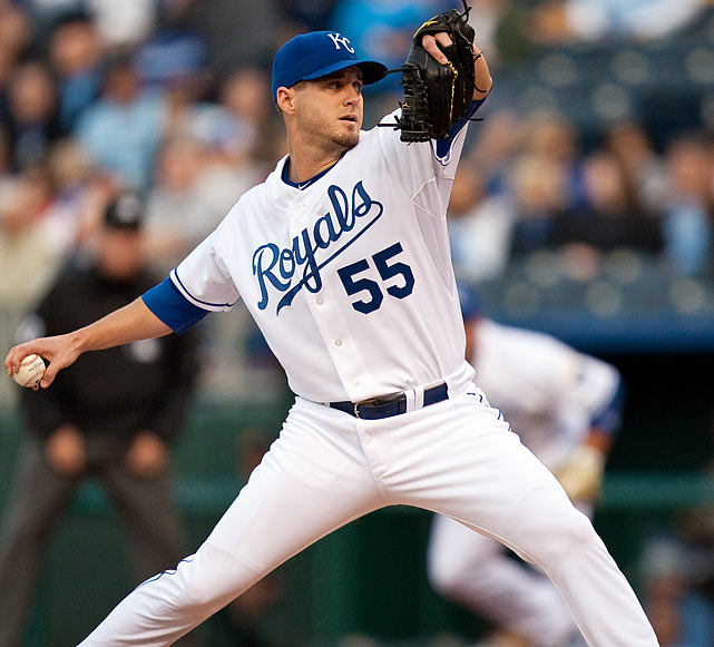 Not many people can say they turned down $12 million to play baseball, but Gil Meche knew, regardless of the money on the table, that it was time to retire. He leaves with a career 84-83 record and 4.49 ERA in 10 seasons. Meche split his time between the Seattle Mariners and the Kansas City Royals. After missing the entire '01 and '02 seasons, he returned to win the AL Comeback Player of the Year award with a 15-13 season.  Who would you add to the list? Sent comments to siwriters@simail.com.