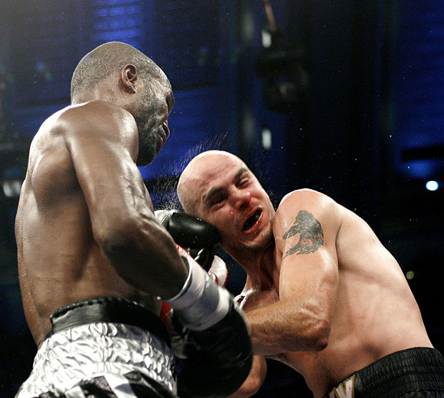 Pavlik suffered the first loss of his career against the 43-year-old Hopkins, losing by lopsided decision.