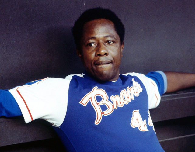 Feb. 29, 1972: Hank Aaron signs a three-year contract with the Atlanta Braves that pays him $200,000 per year, making him the highest-paid player in baseball.