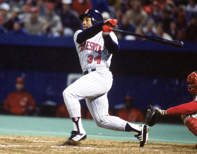 Nov. 22, 1989: With a three-year, $9 million deal, the Twins make Kirby Puckett the game's highest-paid player -- for about a week. Rickey Henderson, Mark Langston and Mark Davis signed deals of equal or greater value before Opening Day.