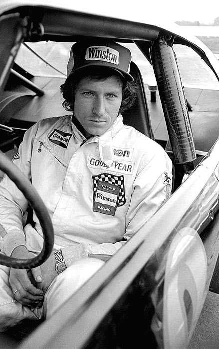 The son of the great short track racer Ralph Earnhardt, who died of a heart attack in 1973 at 45, Dale wasn't initially successful following in his footsteps. Like today's start-and-parkers, the Intimidator's early goal was simply to survive in taking underfunded rides and one-race gimmicks like this Charlotte deal helped along by legendary promoter Humpy Wheeler. Earnhardt's first two Cup starts were at the 1.5-mile oval; he ran 23rd and 31st, respectively in starts that earned him a total of just $4,150.