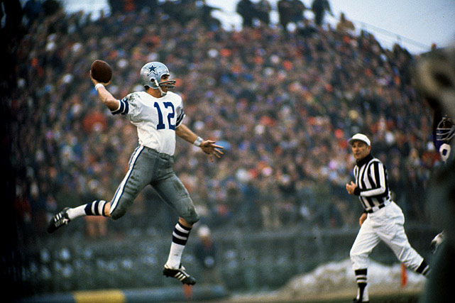 Dallas Cowboys vs. Minnesota Vikings Bloomington, MN December 1, 1971