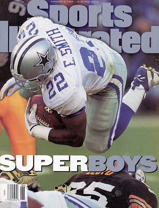 Three was not a lucky number for the Steelers, as they fell to the Cowboys 27-17 in the third Super Bowl meeting between the two franchises.  To date it remains the Steelers only Super Bowl loss in franchise history.
