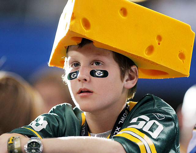 Cheeseheads were popular for many, but unpopular if you were sitting behind one.